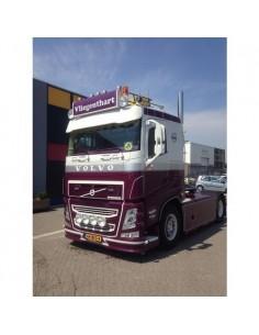 Lampa tylna LED 2-funkcyjna L1838 cofanie/przeciwmgielna