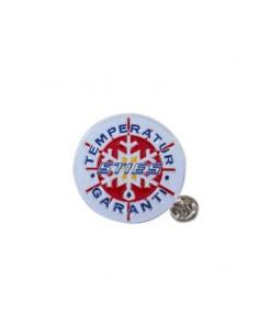 Lampa obrysowa NEON pomarańczowo-czerwona długa 12/24v -...