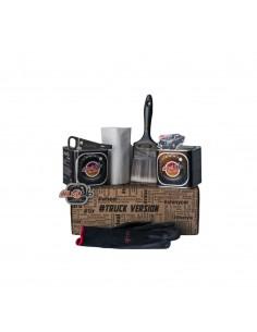 Lampa obrysowa FT-015 LED pomarańczowa 12-36V