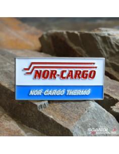 Przypinka metalowa Truck is Drug logo