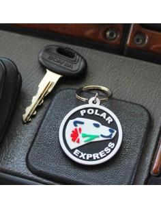 Double burner LED orange lamp