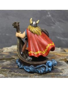 Double burner LED lampka biała