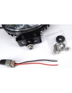 Lampa obrysowa LED WAŚ W158 pomarańczowa